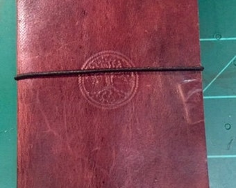 Extra Small Leather Journal