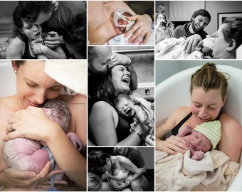 Birth Photography Toolkit for Beginner Birth Photographers and Beyond
