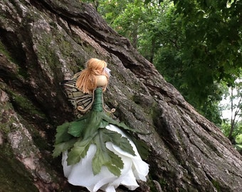 green Fairy Doll, bendy doll