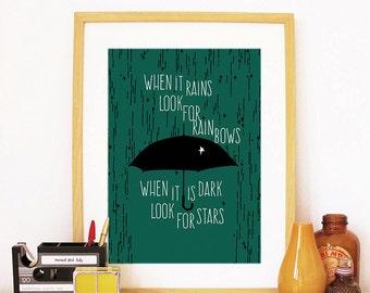 Motivational Poster, Motivational Posters, Inspirational Quote, Motivational Quote, Inspirational Print, Motivational Print, Typography art