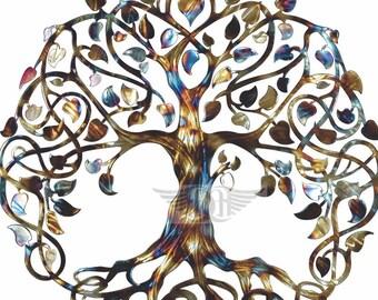 40th Birthday Gift Infinity Tree of Life