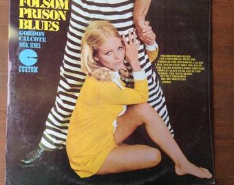 Folsom Prison Blues - Gordon Calcote - vinyl record