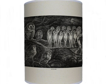 Owl Lamp Vintage Etsy