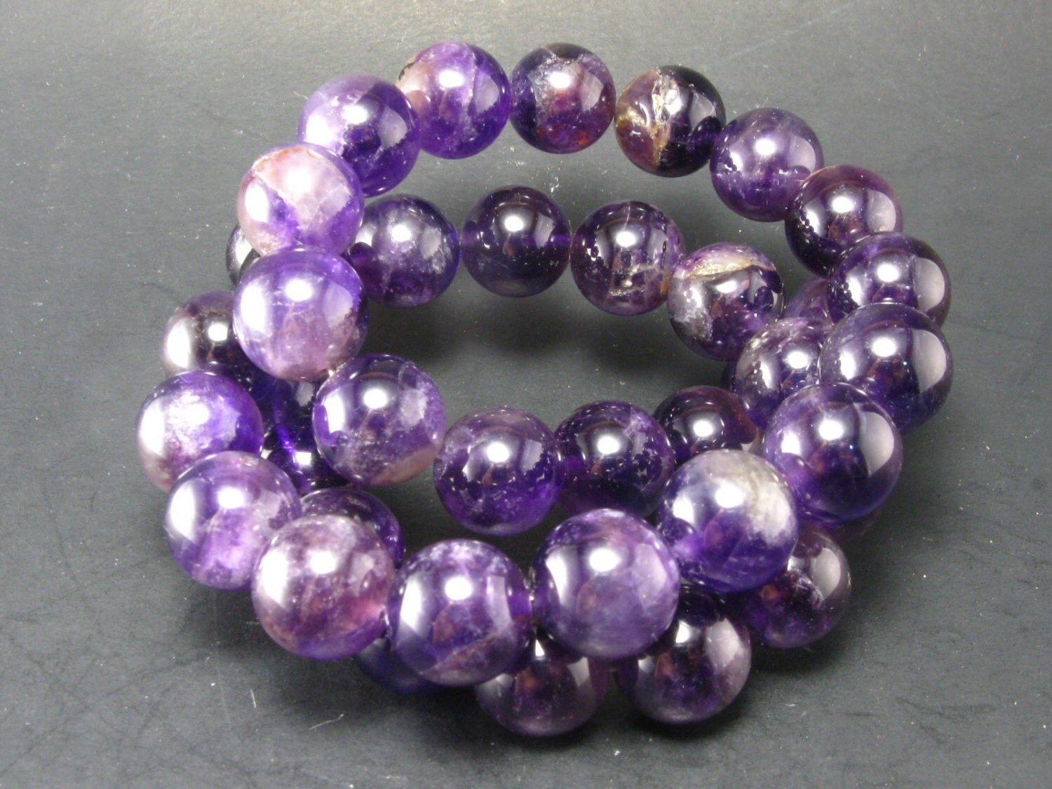 Auralite 23 Amethyst Necklace From Canada 19