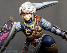 Commission a Custom Painted Amiibo