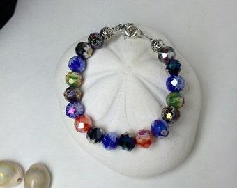 Millefiori bracelet