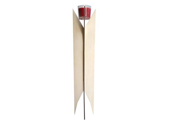 Laser Cut Wood Pedestal Candle Holderuniversal Floor Tealight