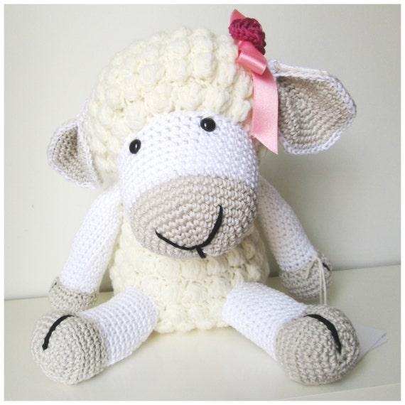 Etsy Amigurumi Sheep : Amigurumi sheep by MrCatcreaciones on Etsy