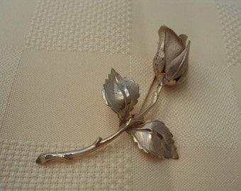 Vintage Giovanni Rose Pin