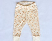 Organic Baby Clothes, Baby Clothes, Organic Baby Leggings, Organic Baby Pants, Baby Gift, Gender Neutral Baby Clothing, Unisex Baby Clothes