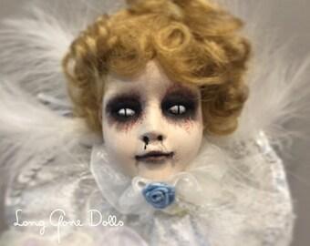 Creepy Doll Ornament