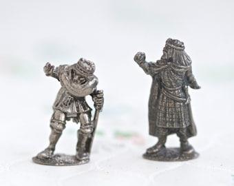 Tiny Kings - Miniature Lead Figures - Richard II