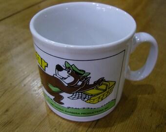Small Child's Yogi Bear Mug