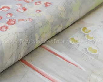 DOUBLE GAUZE- Komorebi- Naomi Ito for Nani IRO, Japanese Fabric, Double Gauze Cotton Fabric, By the Half-Yard