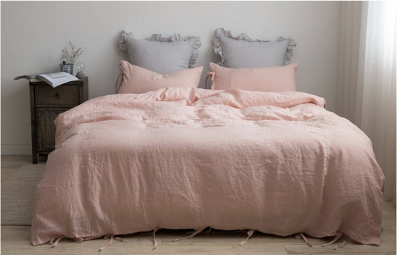 Image Result For Solid Pink Comforter Set