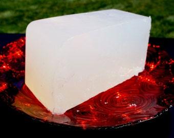 10 Lb CLEAR TRANSPARENT Organic Glycerin Melt & Pour SOAP Base 100% Pure Ultra Clear