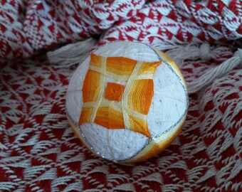 Temari Ball - Orange