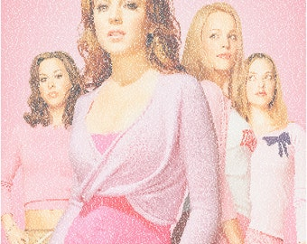 Mean Girls Screenplay Print