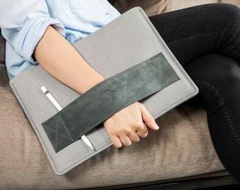 iPad Pro 12.9 sleeve iPad Pro leather iPad pro pencil iPad Apple pencil iPad felt sleeve Leather Pro case Pro sleeve leather iPad Pro pouch