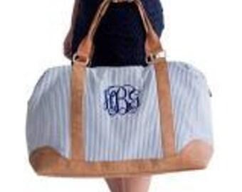 Monogram Weekender Duffle Bag
