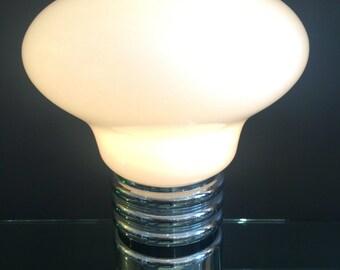 1970's Bulb Lamp