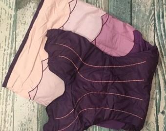 Purple Mermaid - Blanket - Sleeping Bag