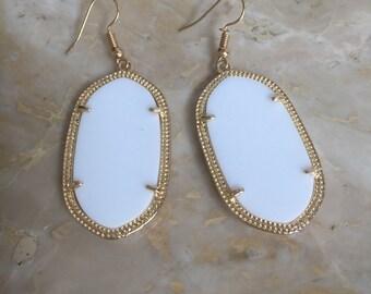 The Kendra Drop Earrings