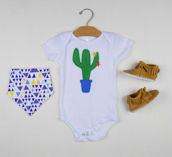 Hipster Baby Gift Ideas : Trendy onesie hipster baby clothes cactus by jamjamsjam