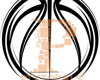 Basketball clipart | Etsy