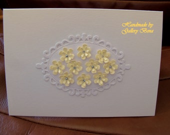 Blank wedding invitation White - ivory Fine, delicate birthday, greeting cards Blank 3D cards Cutting Gorgeous cards
