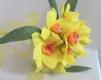 Bouquet of 12 Daffodils