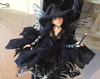 Selena, OOAK faery witch