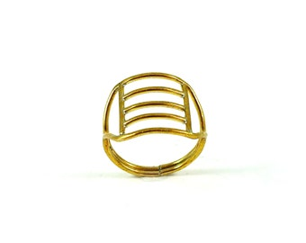 Five Bar Ring