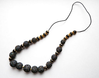 eco crocheted beads mothers