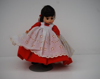 "Vintage Madame Alexander JO 8"" Doll Little Women"