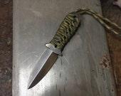 Boot Knife by DF Custom