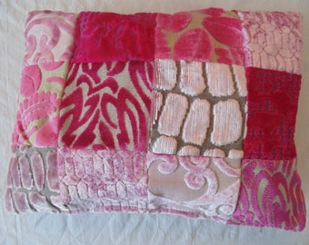 Designers Guild Fabric Patch work  Cushion Cover