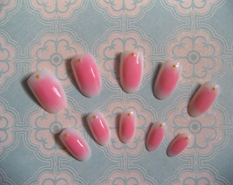 Blush Nails