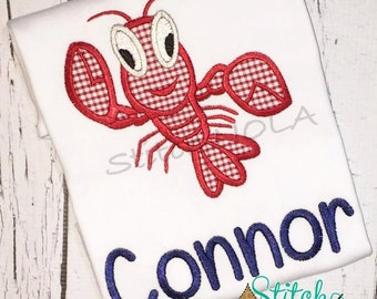 Crawfish T-Shirt or Bodysuit