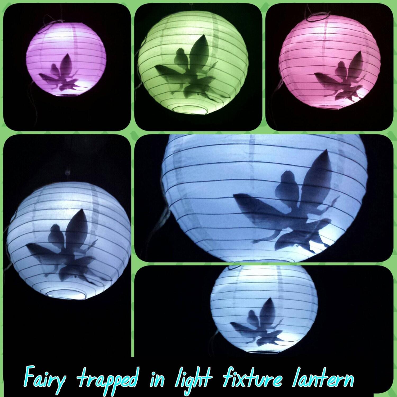 Tinkerbell Fairy Light Fairy Lanterntinkerbell Lantern