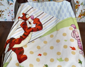 Winnie the Pooh Car Seat Cover