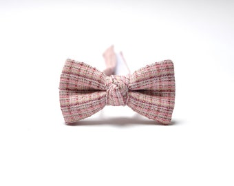 Ring Bearer Bow Tie. Boy Bow Tie. Kids Bow Tie. Toddler Bow Tie. Boy Accessory