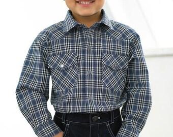 Kwik Sew Pattern K3146 Toddlers' Button-Down Shirts