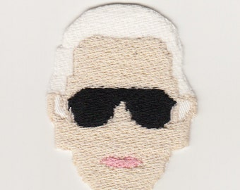 Karl Lagerfeld Patch (Free Shipping)