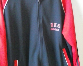 USA Adidas 90's Track suit runner XL