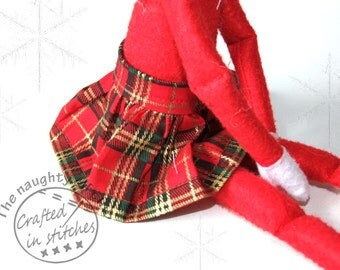 Elf skirt Miniature Doll Skirt