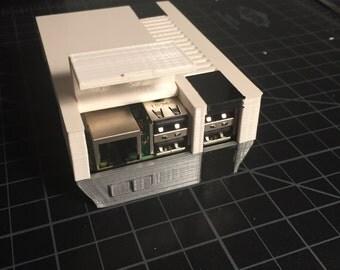 Mini Retro Emulator console in NES Case