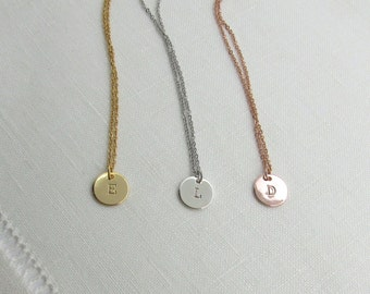 Personalized Initial Necklace-Personalize Necklace-Personalized gift for Women-Personalized Jewelry-