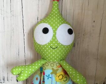 Alien Soft Toy