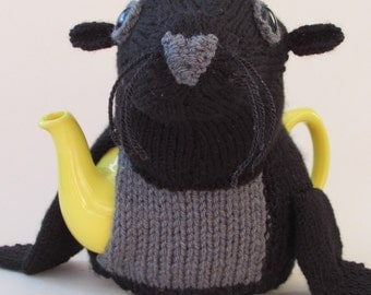 Knitting Pattern For Yoda Tea Cosy : Starwars Yoda Tea Cosy Knitting Pattern by TeaCosyFolk on Etsy